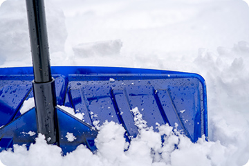 除雪作業が不要に!